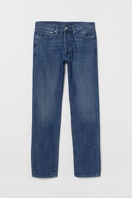 H&M Straight Coolmax Jeans