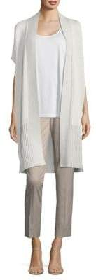 Lafayette 148 New York Short-Sleeve Cardigan