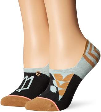 Stance Women's Zodiac Astrology Print Super Invisible Sock
