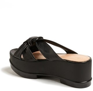 Robert Clergerie 'Ferine' Slip-On Platform Sandal