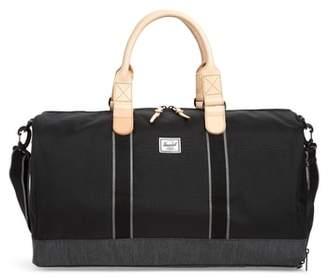 Herschel Novel Offset Denim Duffel Bag