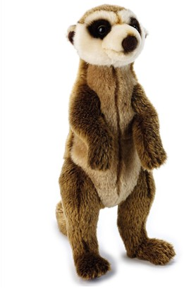 National Geographic Meerkat Plush by Lelly