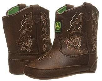 John Deere Baby BAB Dark Rust PO Pull-on Boot