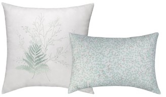 Baltic Linen Willow Decorative Pillows 2 pack