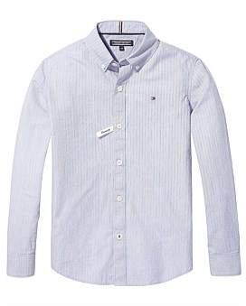 Tommy Hilfiger Vertical Stripe Shirt L/S