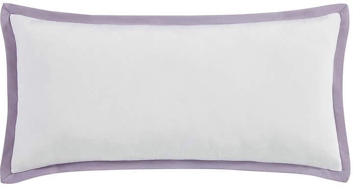 Nantucket Plum Bolster Pillow