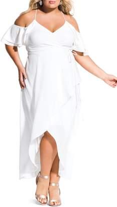 City Chic Miss Jessica Maxi Dress