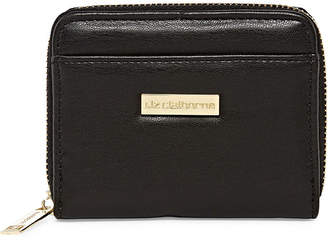 Liz Claiborne Zip Around Wallet Credit Card Holder