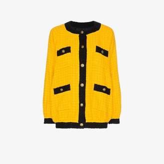 Gucci bucket pocket jacket