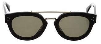 Celine Preppy Tinted Sunglasses