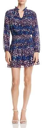 Aqua Confetti Floral Smocked Dress - 100% Exclusive
