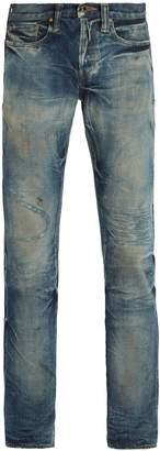 PRPS JAPAN Demon straight-leg jeans