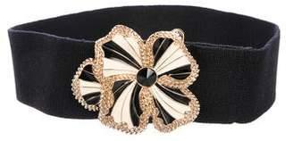 Stella McCartney Embellished Waist Belt