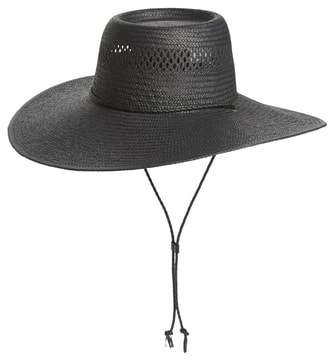 Madewell Wide Brim Straw Hat