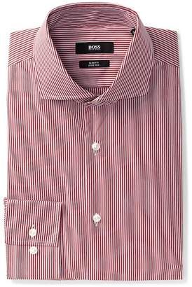 BOSS Jason Slim Fit Stretch Dress Shirt