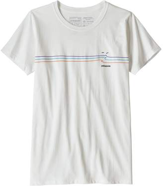 Patagonia Tide Ride Organic Crew T-Shirt - Women's