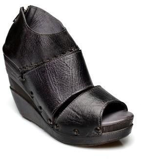 Women's Bed Stu Jessie Wedge Sandal $184.95 thestylecure.com