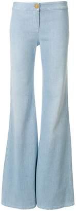 Balmain flared jeans