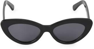 Illesteva 53MM Pamela Cat Eye Sunglasses