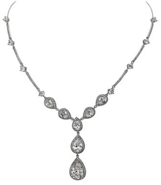 Women's Nina Station Y-Necklace $178 thestylecure.com
