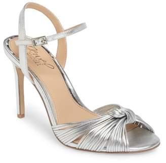 Badgley Mischka Lady Ankle Strap Sandal (Women)