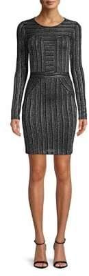 Molly Bracken Striped Bodycon Dress