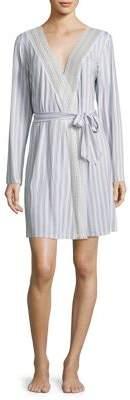 Saks Fifth Avenue Lori Striped Robe