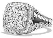 David Yurman Women's Albion Ring with Diamonds