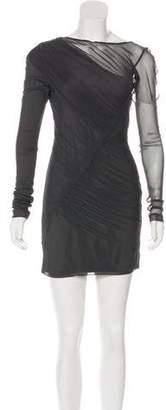 Rag & Bone Silk Mini Dress
