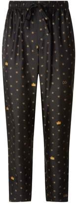 Dolce & Gabbana Star Pyjama Trousers