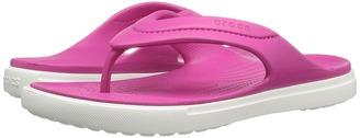 Crocs - CitiLane Flip Slide Shoes $29.99 thestylecure.com