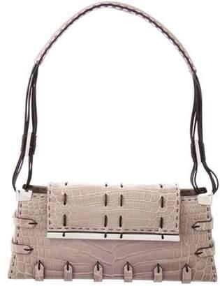 VBH Crocodile Diva Bag