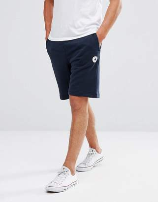 Converse Chuck Patch Shorts In Navy 10004633-A01