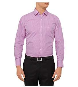 Van Heusen Small Gingham Check Shirt