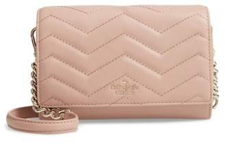 Kate Spade Reese Park - Wyn Quilted Leather Crossbody