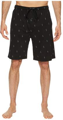 Polo Ralph Lauren Knit Sleep Shorts Men's Pajama