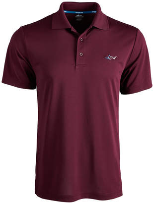 Greg Norman Attack Life by Men 5 Iron Slim-Fit Polo