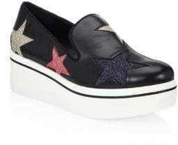 Stella McCartney Binx Sneaker With Stars
