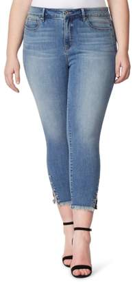 Wilson Rebel X Angels The Dazzler Crop Skinny Jeans