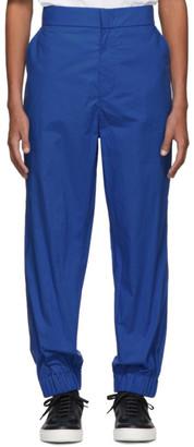 Craig Green Moncler Genius 5 Moncler Blue Poplin Trousers