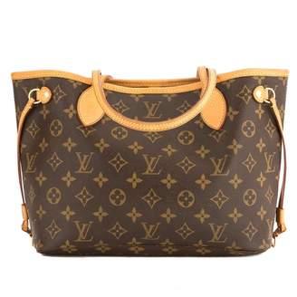 Louis Vuitton Neverfull Cloth Handbag