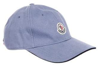 Moncler Logo Patch Hat w/Tags