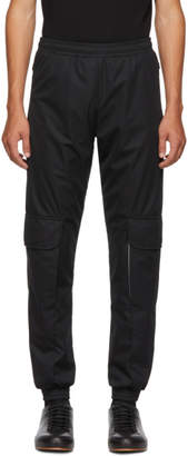 Cottweiler SSENSE Exclusive Black Nylon Cargo Trousers