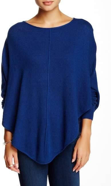 Portolano Knit Poncho Sweater