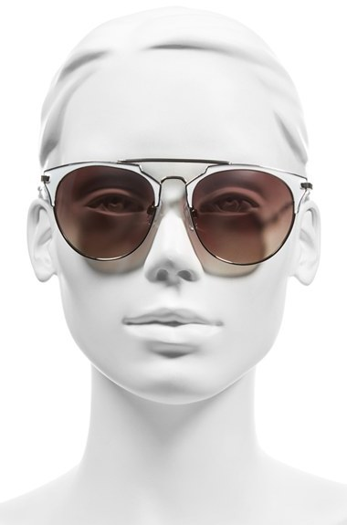Women's Bp. Retro Sunglasses - Blue 2