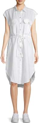 Free People Women's Cotton Shirt Dress