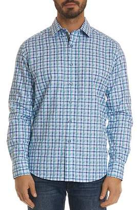 Robert Graham Grouper Plaid Regular Fit Button-Down Shirt