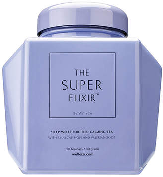 The Super Elixir By Welleco WelleCo SLEEP WELLE Calming Tea Caddy