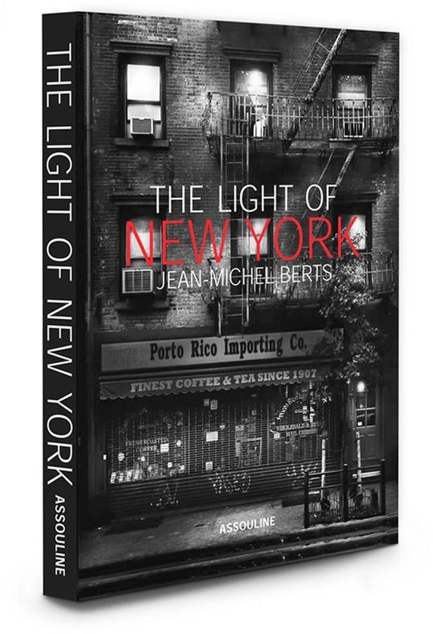 AssoulineAssouline The Light of New York book