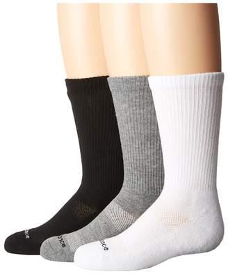 New Balance Crew 3-Pack Crew Cut Socks Shoes